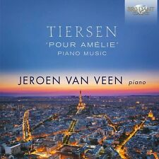 Tiersen / Van Jeroen Veen - Piano Music [New CD]