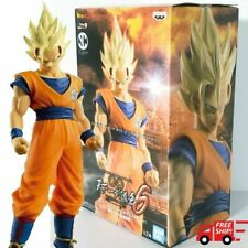 Bandai Son Goku Super Saiyan 2 Dragon Ball Z Banpresto Statue Gamestop Exclusive
