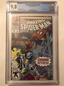 The Amazing Spider-Man #359 CGC 9.8 - 1992