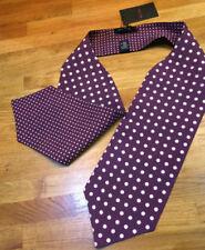 Corbatas, pajaritas y pañuelos de hombre azul Paul Smith de seda