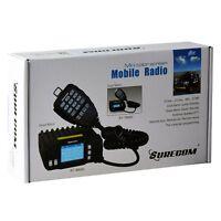 Surecom KT-8900D Quad Band Color display Mini Mobile Radio Transceiver Set