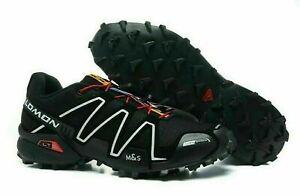 Salomon Speedcross 3 Herren Schuhe Outdoor Schuhe Laufschuhe Shoes Wasserdicht