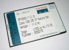 Cisco 1600 Router IOS IP Feature Set PC Card S16RC-12.10.2 Sharp 4MB IC Flash