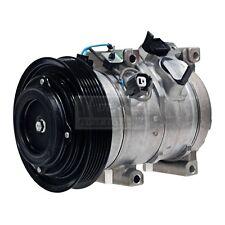 New Compressor And Clutch 471-1537 DENSO