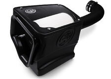 S&B 75-5069D Cold Air Intake DRY FILTER 14-17 Silverado 1500 Sierra 5.3L 6.2L V8