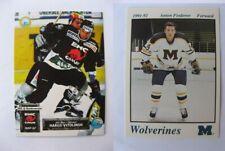 1996-97 International Hockey Archives #467 Vitolinsh Harijs    EHC Chur  switzer