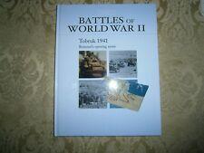 Osprey's Battles of World War II 6 Tobruk 1941 Rommel's opening move