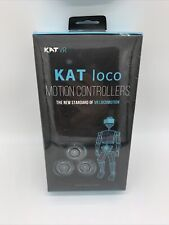 Kat VR Kat Loco Motion Controllers Wireless Sensor PC Integrated