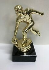 Male Bowling Trophy Award FREE ENGRAVING MB2