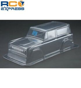 Pro-Line 1973 Ford Bronco Cgr Clear Body Shell 1:10 Scale PRO3313-60