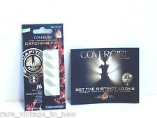 HUNGER GAMES Nail Art Decal Sticker & Make Up Booklet CoverGirl Costume Cosplay