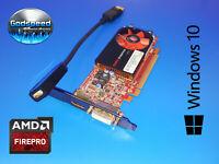 GENUINE HP PRODESK 400/480 G1 MT VIDEO GRAPHICS CARD DVI Displayport + Adapter