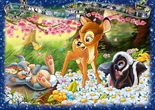 Ravensburger - 1000 PIECE JIGSAW PUZZLE - Disney Bambi Collectors Edition