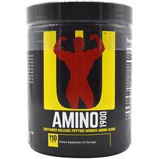 Universal Nutrition Amino 1900 - 110 Tablets - Peptide-bonded Amino Acids