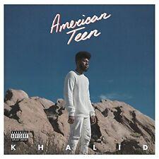 KHALID CD - AMERICAN TEEN [EXPLICIT](2017) - NEW UNOPENED - RCA