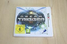 Dream Trigger 3D-Nintendo Reino Unido 3DS 2DS Nuevo Sellado De Fábrica