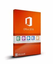Official Microsoft Office 2016 Home & Business for Mac 3 User Instant Delivery