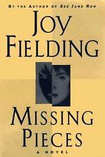Missing Pieces, Fielding, Joy, Good Condition, Book
