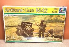 1/35 ITALERI ANTITANK GUN M42 MODEL KIT # 302