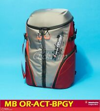 Manfrotto Off Road Stunt Backpack (Gray/Red) Mfr # MB OR-ACT-BPGY