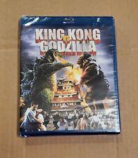 King Kong Vs. Godzilla (Blu-ray Disc, 2014) - New