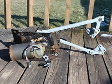 74 Ford Maverick Windshield Wiper Motor And Control Arms- Used- Original