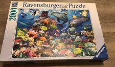 Ravensburger Puzzle Underwater 2000 Piece Puzzle #166824