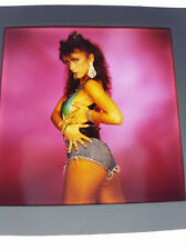 SABRINA SALERNO 1 Large dia slide Photo 1987 SUPERSEXY Top Quality