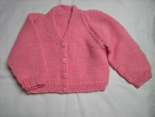 100% Wool Girls' Jumpers and Cardigans 0-24 Months