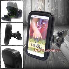 Waterproof Zip Bicycle Bike Mount Phone Holder Case for LG G2 G3/Google Nexus4/5