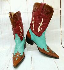 Women's 7M Matisse Drifter Western Cowgirl Cowboy Boots Dupe for LUCCHESE 1883