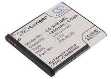 NEW Battery for Sharp SH80iUC SH81iUC EA-BL20 Li-ion UK Stock