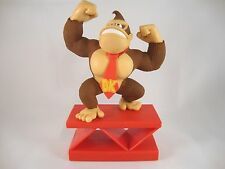 "Super Mario personaje ""Donkey Kong"" Nintendo DS 3ds país 3d figure estatua New"