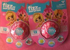 ✨ Fizz N Surprise Color Change Mermaids Bath Bomb Bombs Mermaid Lot of 2 Easter✨