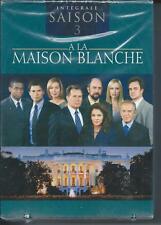 A la Maison Blanche : l'intégrale Saison 3 - Coffret 6 DVD NEUF sous cellophane