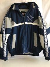 NFL Gameday Fans Gear Football Dallas Cowboys Winter Hooded Jacket Coat Mens XL
