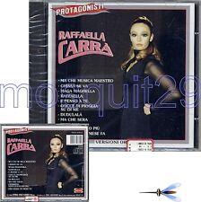 """RAFFAELLA CARRA' """"PROTAGONISTI"""" RARO CD 1998 SIGILLATO"""