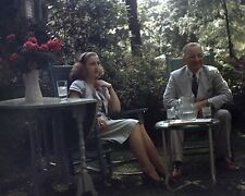 President Harry S. Truman with daughter Margaret in Independence MO Photo Print