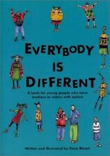Bleach Book: EVERYBODY IS DIFFERENT: 2001 Autism Aspberger Pub. Co. Paperback