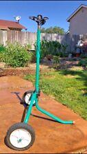 "New 1/2"" Rolling Sprinkler Base With Aqua Burst X-25 Turf, Garden, Dust Etc"