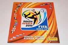 PANINI WM 2010 South Africa 2010 Deutsches Leeralbum Mint/New