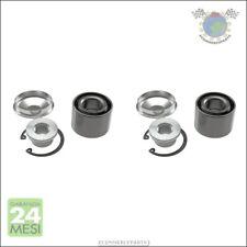 2x kit cuscinetti cuscinetto ruota ajs Post NISSAN MICRA III C+C NOTE
