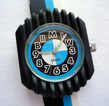 Vintage BMW Classic Rally Racing Sport Oldtimer Retro Design Mechanical Watch