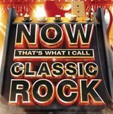 Now That's What I Call Classic Rock 0888750631527 by Various Artists CD