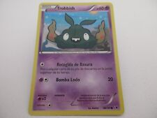 Carta POKEMON Negro y Blanco Nobles Victorias 48/101 - Trubbish ESP