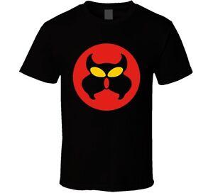 Inspector Gadget Mad Logo T Shirt