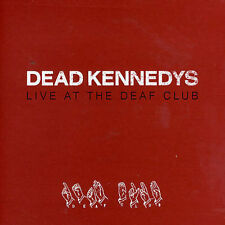 DEAD KENNEDYS - LIVE AT THE DEAF CLUB 1979 NEW CD