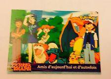 carte pokémon Reg Pokémon Topps Trading Card  Panini  Screen Spaps! N02 /2001 US