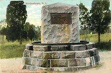 The John Bull Locomotive Monument, Bordentown NJ