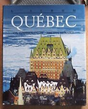 Beau livre - Quebec - Philippe Renault ; Gil Courtemanche